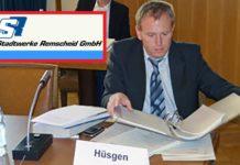 Wurde in geheimer Abstimmung in den Aufsichtsrat der Stadtwerke Remscheid gewählt: André Hüsgen (Pro Deutschland).