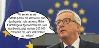 EU-Kommissionspräsident Jean-Claude Juncker.