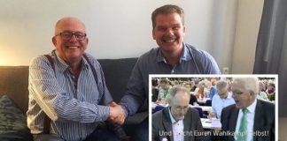 Landeten mit ihrem Video über Kretschmanns Wutanfall einen regelrechten Scoop im Internet: JouWatch-Blogger Thomas Böhm (l.) und Christian Jung.