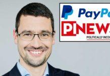 Paypal-Deutschland-Chef Dr. Frank Keller.