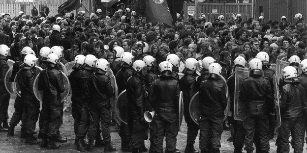 Der Hamburger Kessel am 8. Juni 1986.