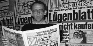 War bei BILD Hans Esser - Günter Wallraff.