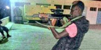 Libyscher Schwerverbrecher Mohamed Youssef T., alias King Abode.