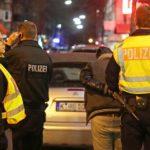 Polizeieinsatz in Köln.