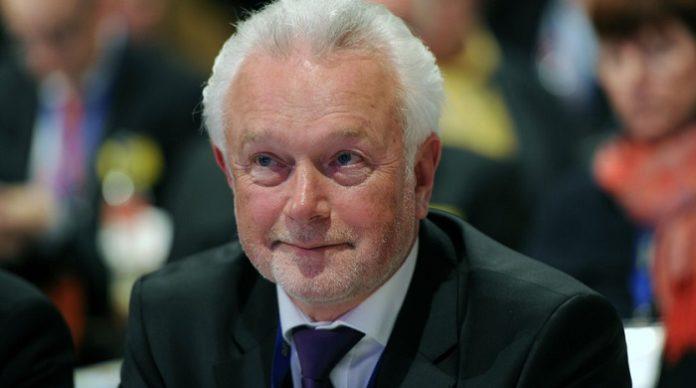 Freut sich auf mehr Geld: Schleswig-Holsteins FDP-Fraktionschef Wolfgang Kubicki.