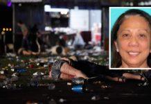 Die Polizei von Las Vegas sucht nach Marilou Danley (Foto r.), die den Schützen vor der Tat begleitet haben soll.