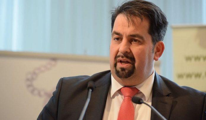 Aiman Mazyek (Vorsitzender vom