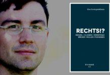 """Felix Menzel, der Chef der Blauen Narzisse, ist einer von sechs Autoren des Buches """"Rechts!?""""."""