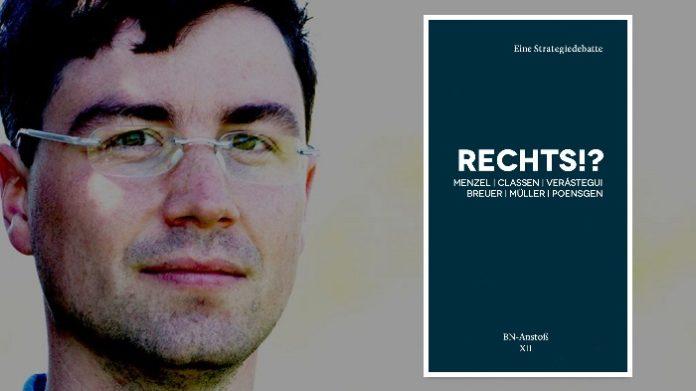 Felix Menzel, der Chef der Blauen Narzisse, ist einer von sechs Autoren des Buches