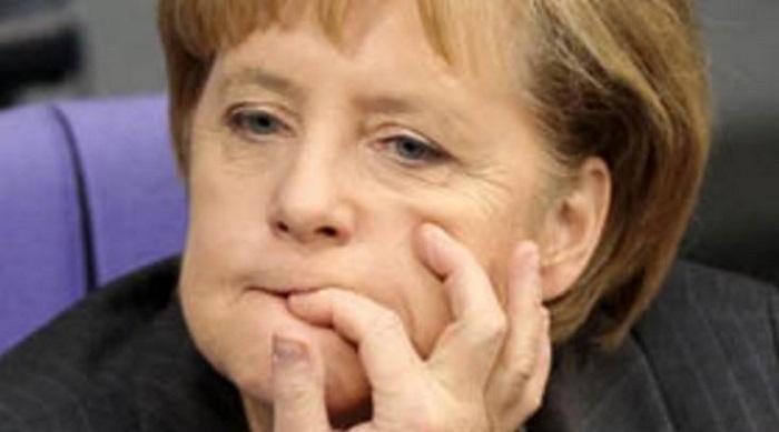 Merkel: Machtbesessen und sehr überschaubare intellektuelle Fähigkeiten, bescheidene Rhetorik