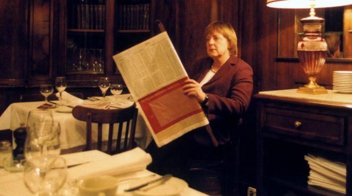 Hat von der deutschen Presse keinen Gegenwind zu erwarten: Grökaz Angela Merkel.