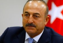 Mevlüt Cavusoglu (türkischer Außenminister)