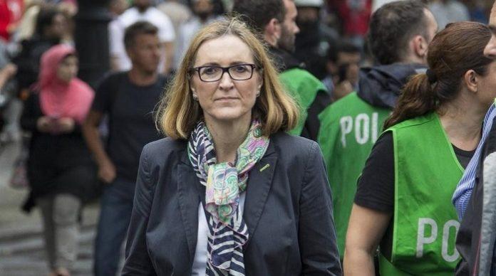Verantwortlich für die Missstände in Berliner Polizeischulen - Margarete Koppers.