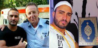 Polizist Mohamed Hassan aus NRW.