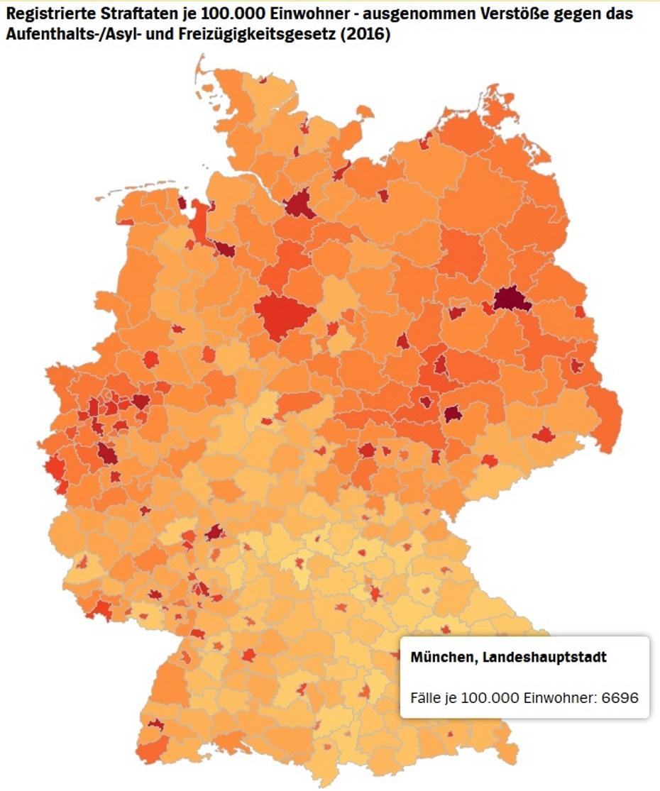 Failed City Rosenheim