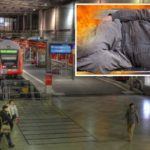 Münchner Hauptbahnhof; Symbolbild (Fotocollage).