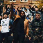 """Screenshot aus dem Video """"Mensch ist Mensch""""."""