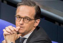 """Klein-Heiko am Freitag im Bundestag. Das grundgesetzwidrige """"Netzwerkdurchsetzungsgesetz"""" ist sein persönliches Prestigeprojekt."""