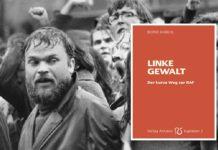 Kennt sich aus in der linken Gewaltszene: Der frühere SDS-Funktionär Bernd Rabehl (vorne l.), einer der Protagonisten der Studentenrevolte, bei einer Demonstration 1968 in Berlin.