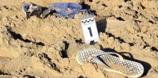 Hier am Strand von Rimini geschah die Gruppenvergewaltigung.