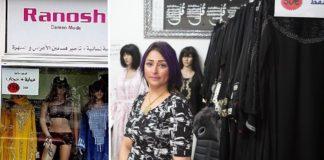 Ladenbesitzerin Rania wurde von einer Niqab-Furie attackiert