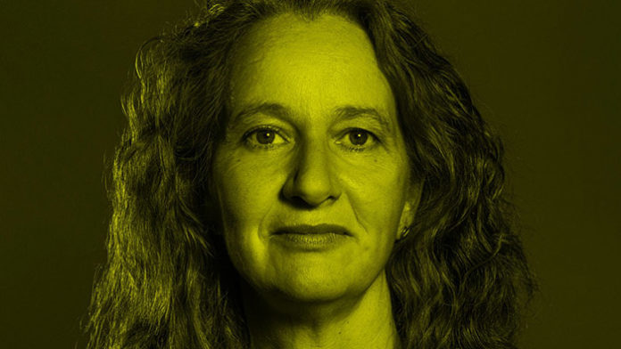 Achgut-Autorin Antje Sievers.