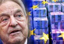 George Soros (Fotocollage).