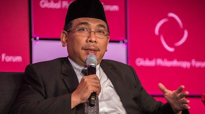 Kyai Haji Yahya Cholil Staquf übt nach dem Terroranschlag von Barcelona scharfe Kritik an seiner Religion.