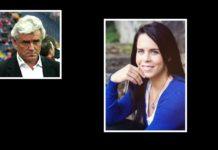 Steht in der Diffamierungskampagne gegen Uwe Rapolder standhaft zu ihrem Vater - Stephanie Rapolder.