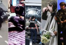 Fotocollage (Islamterror).