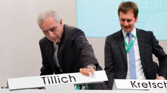 Tillich geht, Kretschmann kommt - die Probleme bleiben.