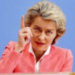 Hält nichts von Gewaltenteilung: Verteidigungsministerin Ursula von der Leyen.