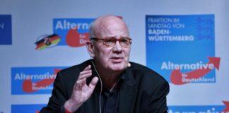 Der Sozialethiker und Dominikaner.Prof. Wolfgang Ockenfels hielt Mitte März bei der AfD einen Vortrag unter dem Titel »Gewalt und Religion«. (Foto: Metropolico)