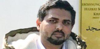 """Waqqas A. aus Pakistan: """"""""Ich bin rundherum zufrieden. Wenn da nur diese Rechnung nicht wäre."""""""