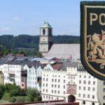 Stadt Wasserburg am Inn im oberbayerischen Landkreis Rosenheim.