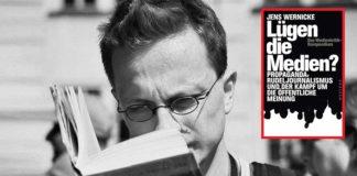 Autor Jens Wernicke (Foto) hat die Medien genau unter die Lupe genommen.