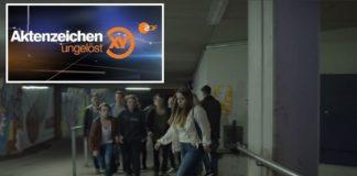 """Screenshot der ZDF-Sendung """"Aktenzeichen XY ungelöst""""."""