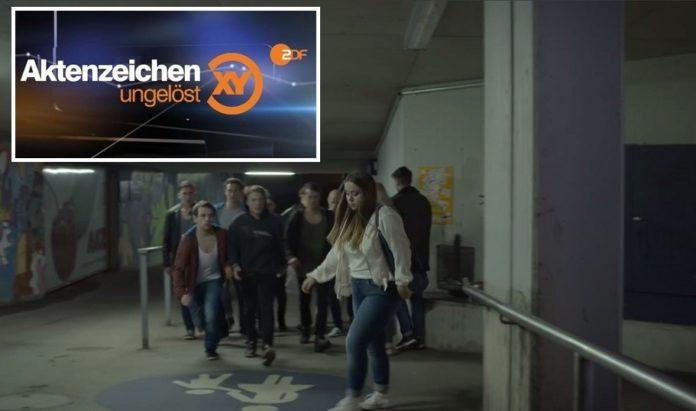 Screenshot der ZDF-Sendung
