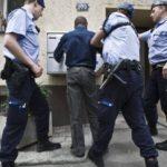 Amtshandlung der Polizei Zürich (Symbolbild).